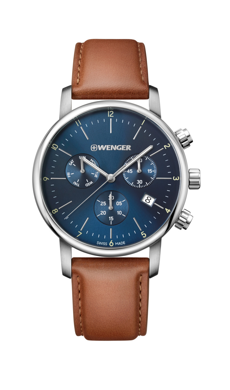 wenger urban classic chrono watches clocks