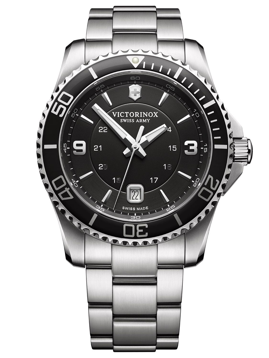 Victorinox Swiss Army Watch Maverick Large Victorinox