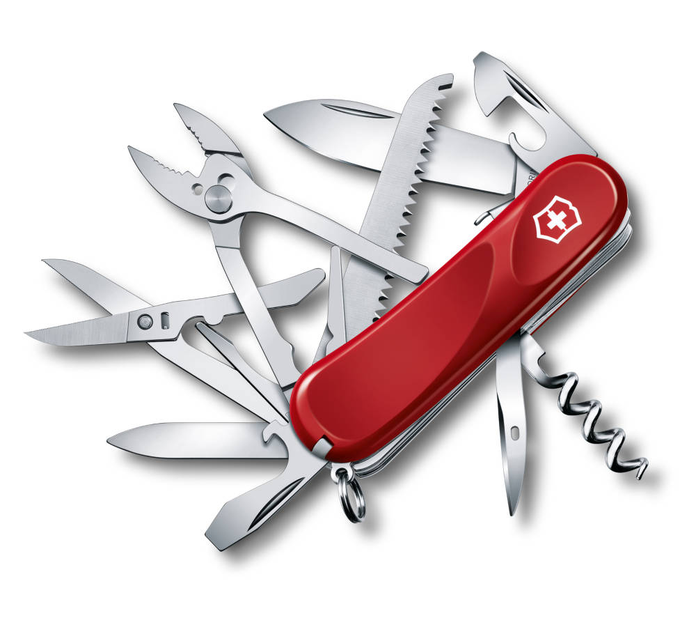 Caravanner, 61, prosecuted for having Swiss Army knife in