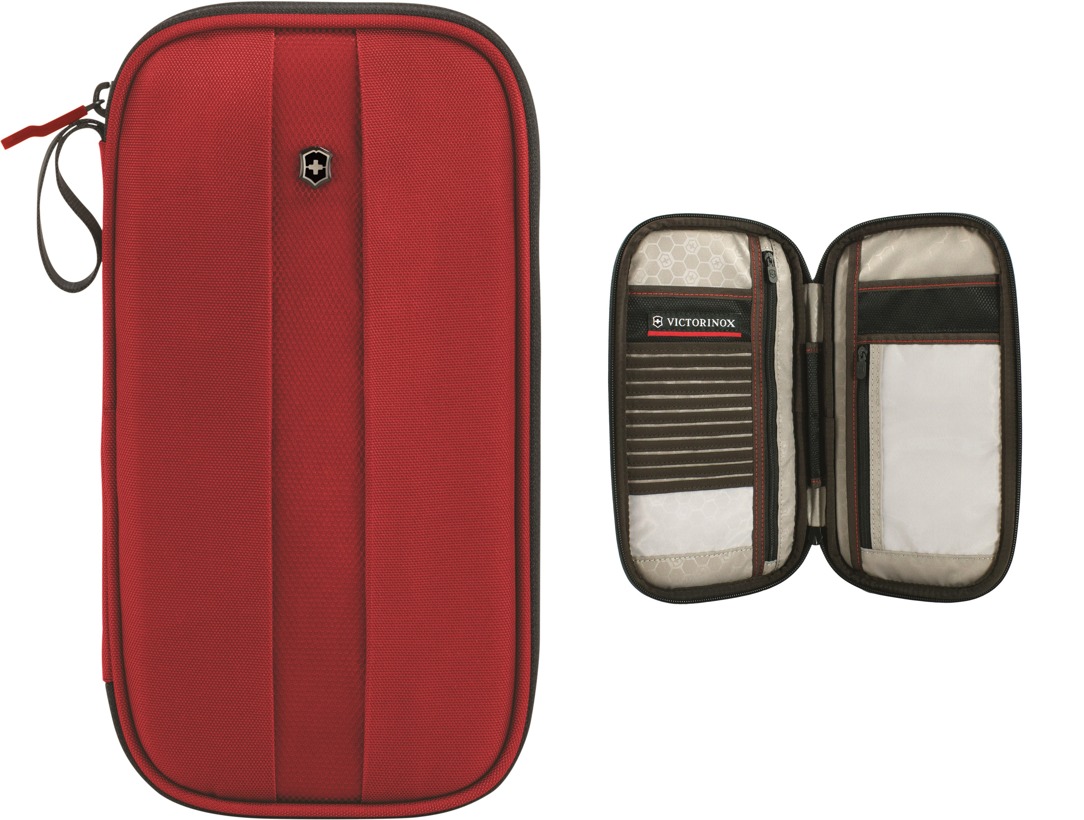 Victorinox Gear Travel Organizer With Rfid Protection Red