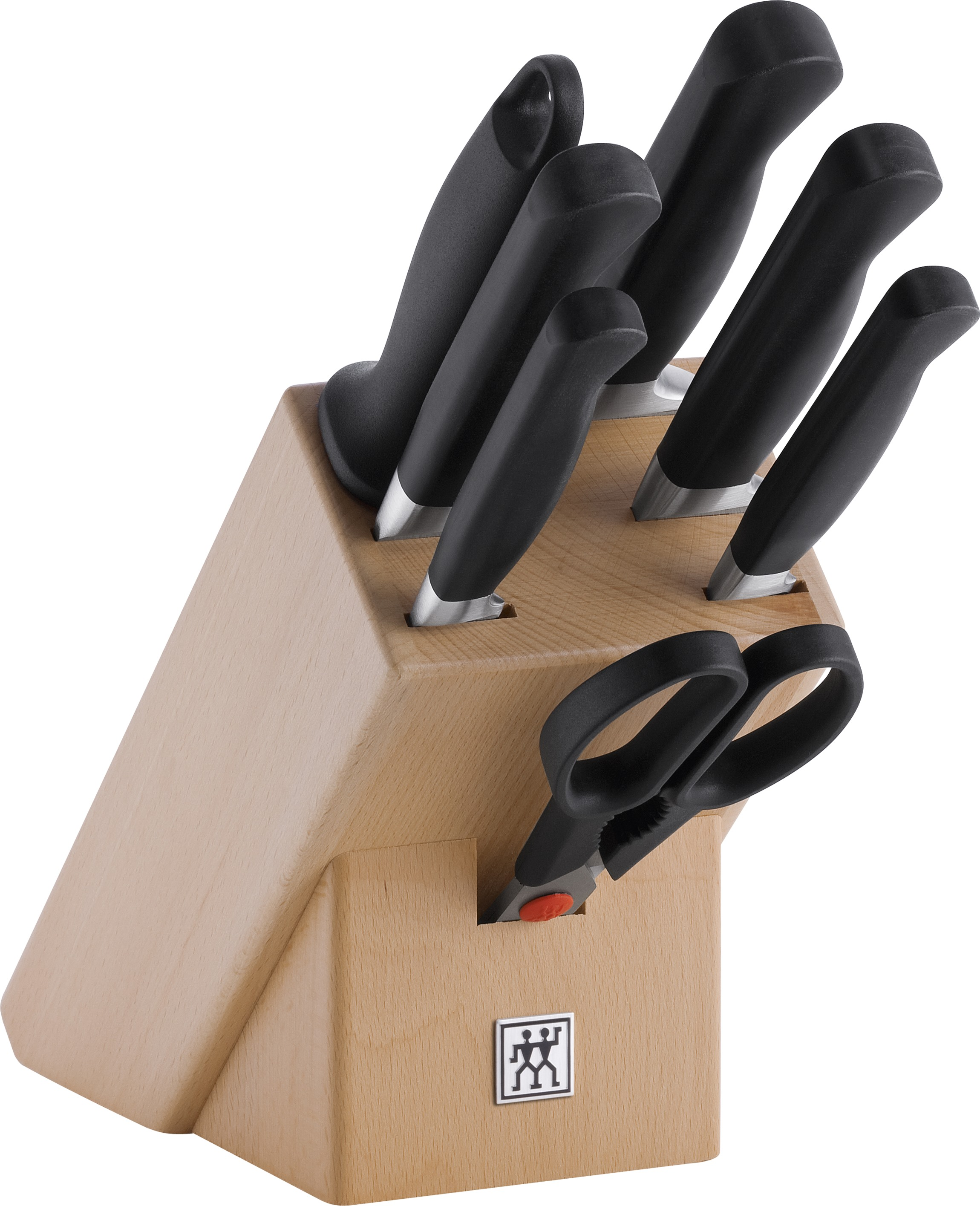 Zwilling J A Henckels Zwilling 174 Pure Knife Block 8 Pieces