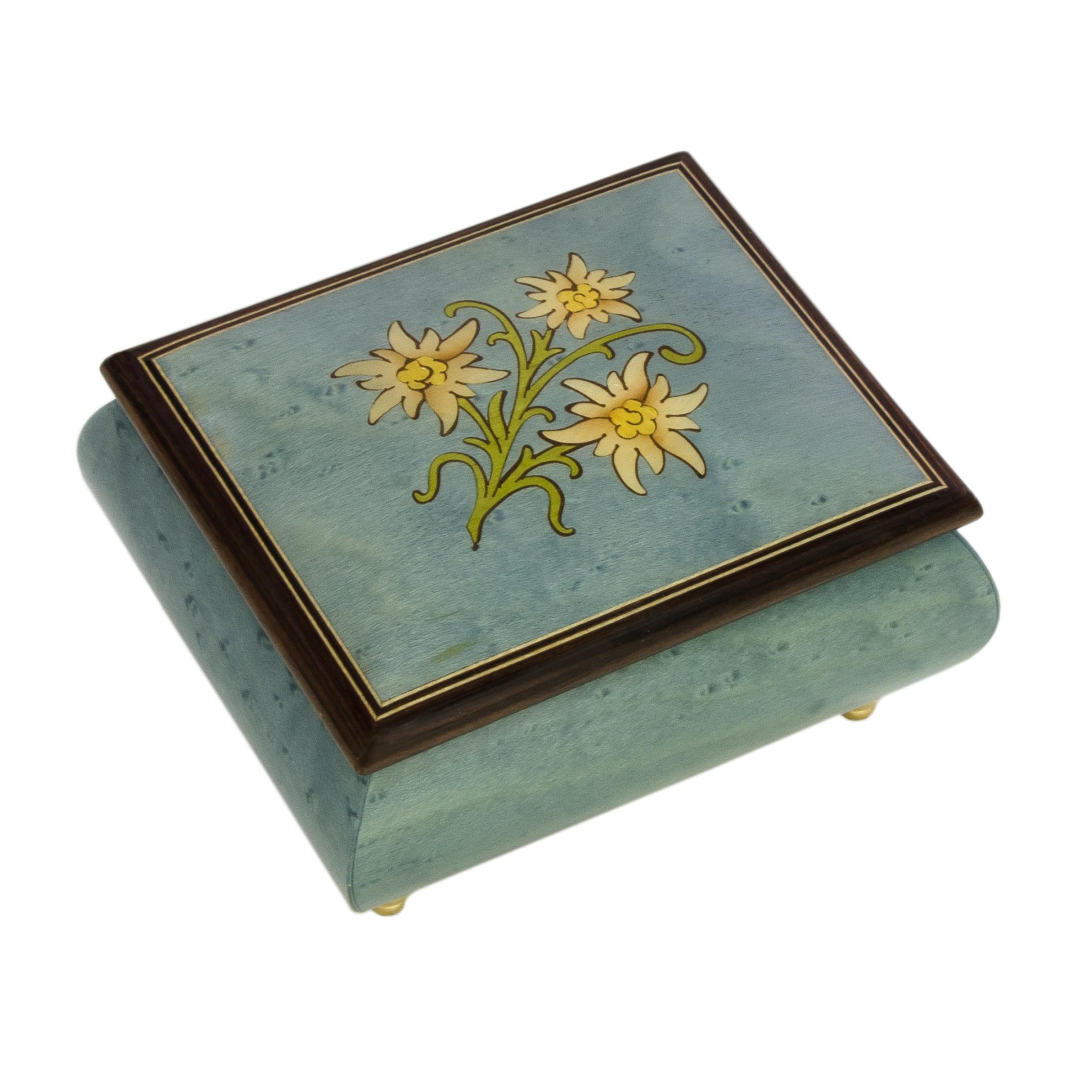 Rodi 40e04 Grey Blue Rodi Music Box Souvenir Amp More