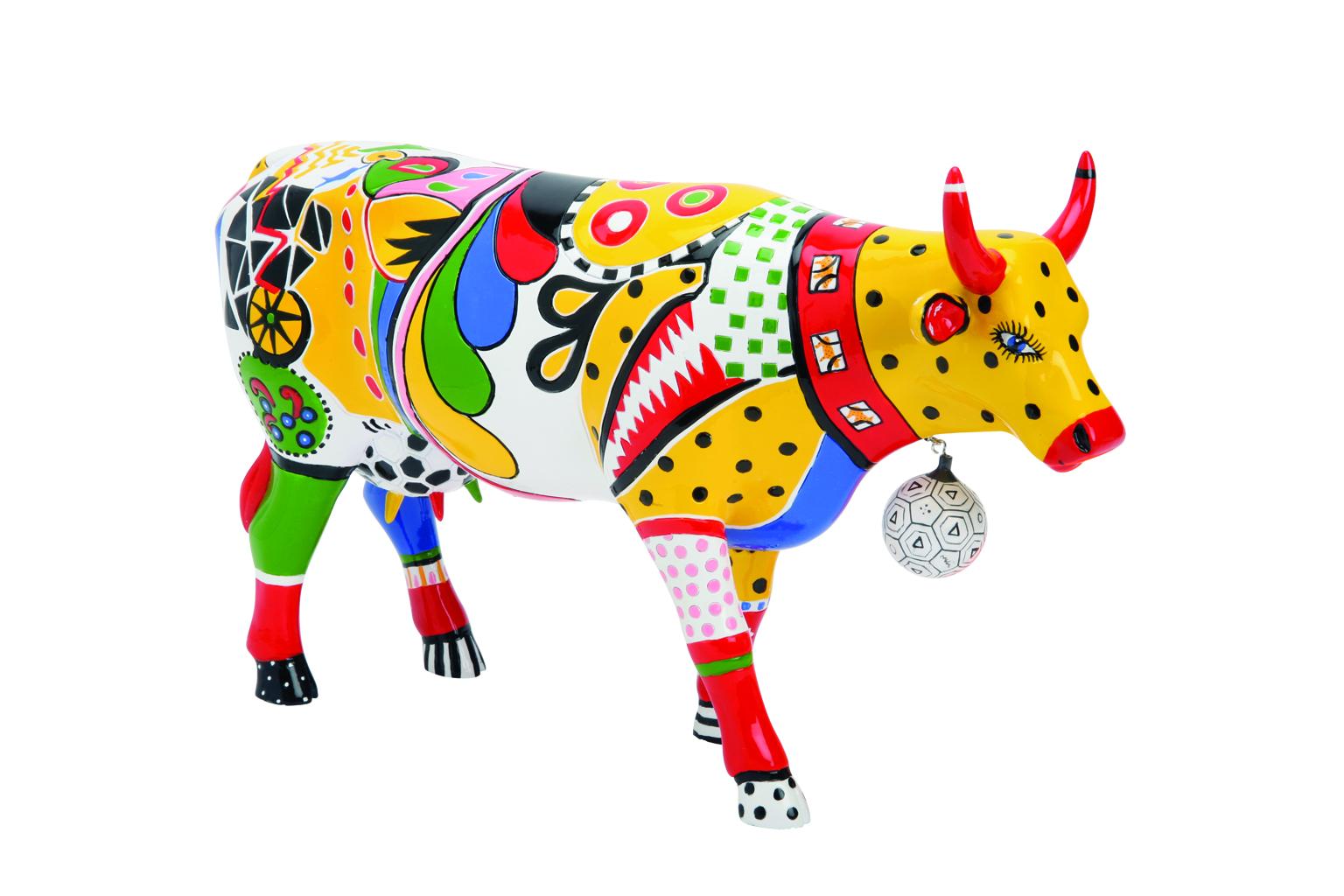 Cow Parade Kick