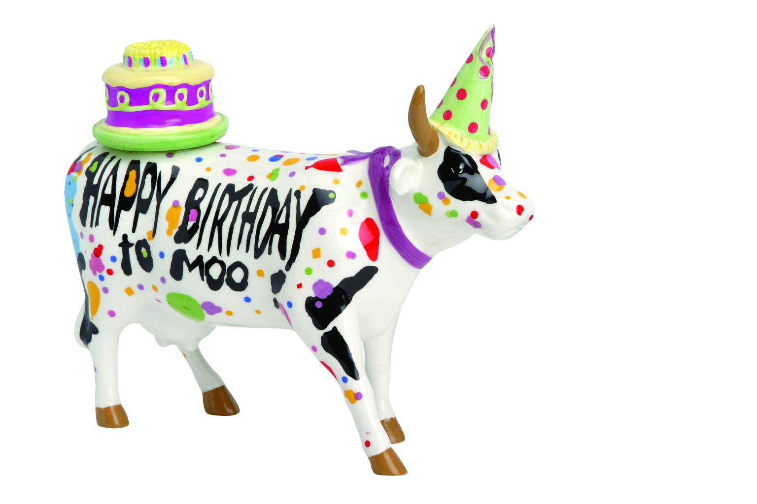 Cow Parade Happy Birthday To Moo
