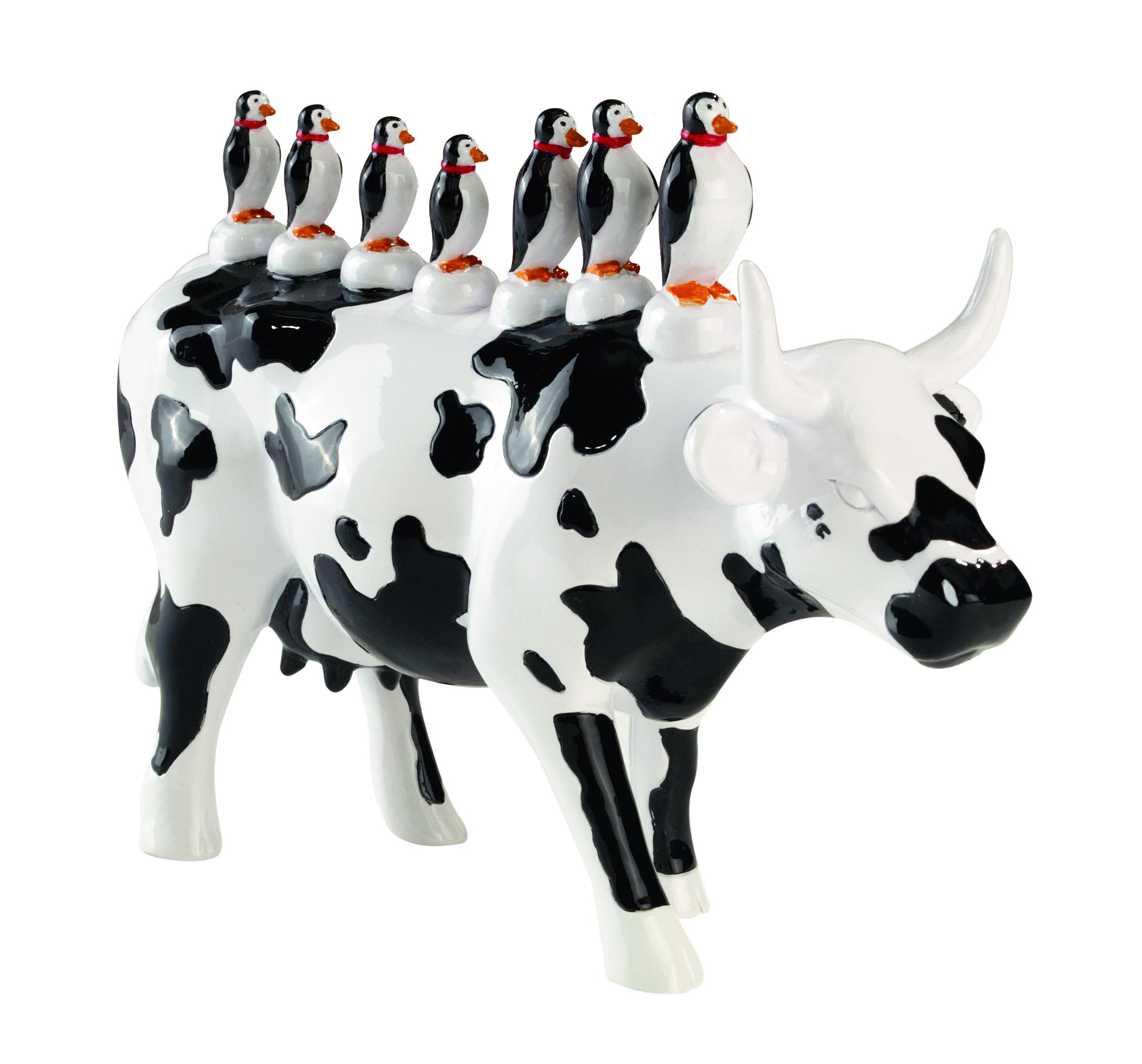 Cow Parade Transporte Coletivo