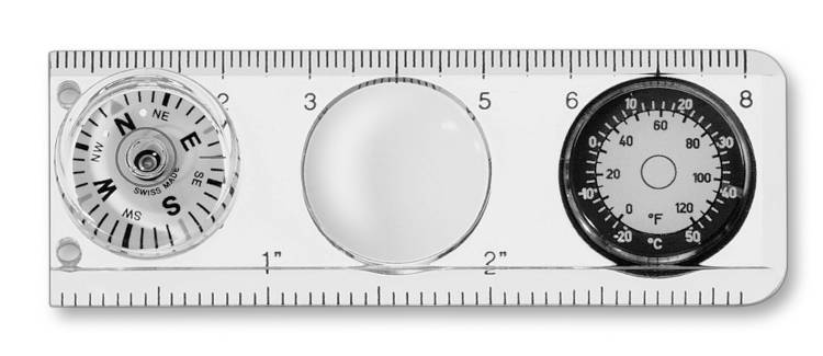 Victorinox Compass With Ruler And Thermometer