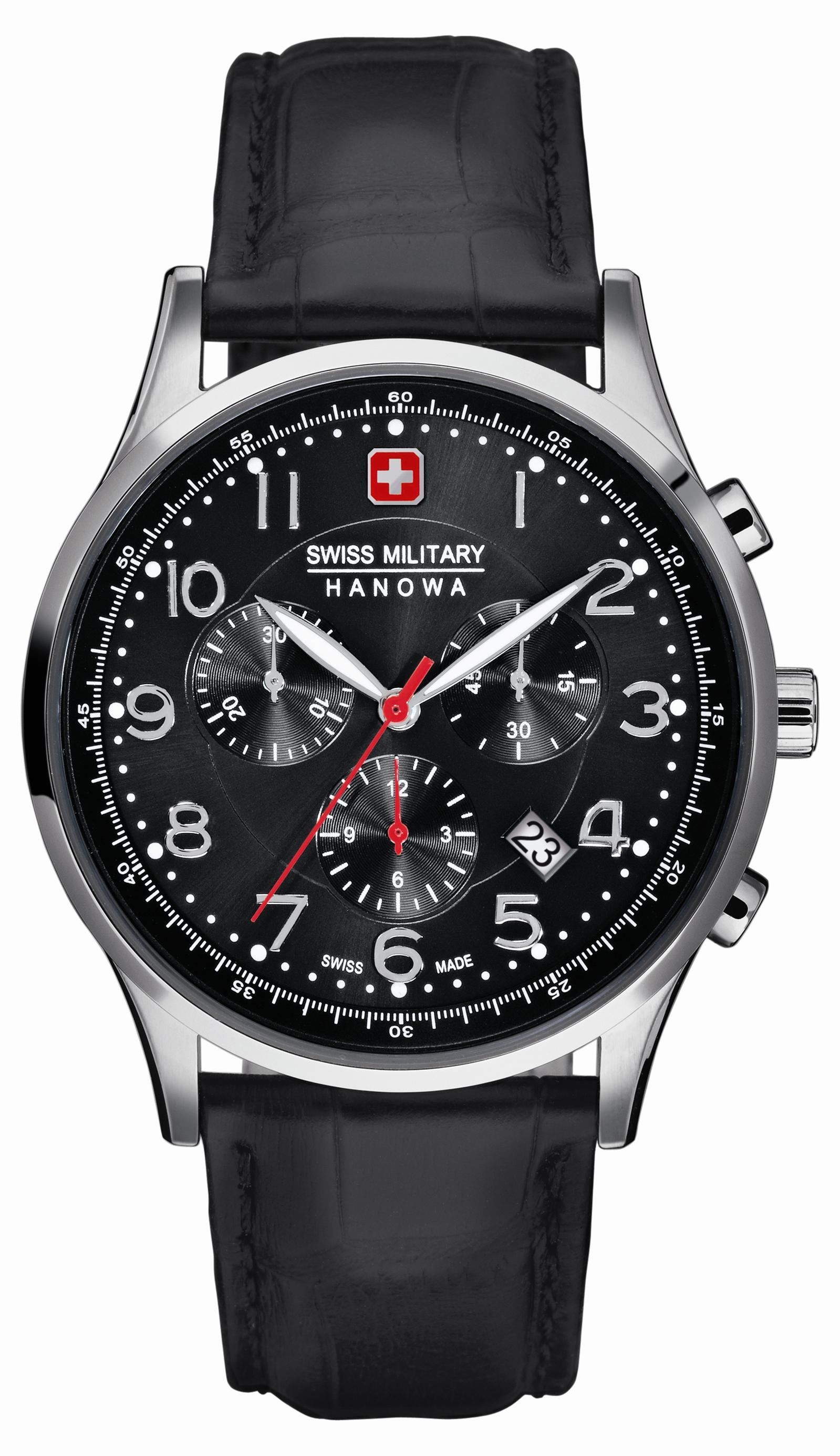 Swiss Military Hanowa Watch Battery Wroc Awski