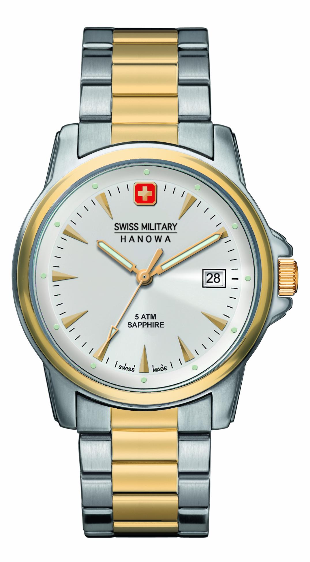 Swiss Military Hanowa Swiss Recruit Prime Land Swiss