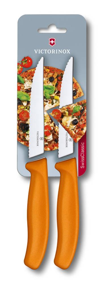 Victorinox Pizza Knife Coloured Handle 12cm 6 7931