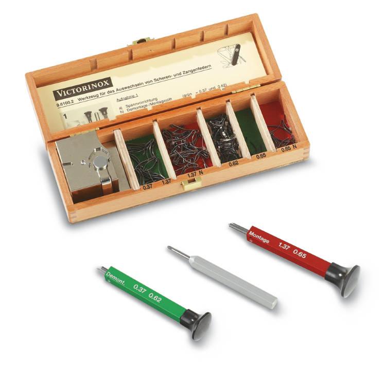 Victorinox Scissor S Tool To Replace Broken Springs For