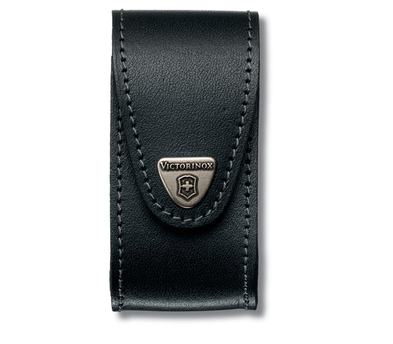 Victorinox Black Leather Pouch 91 93 Mm 5 8 Layers
