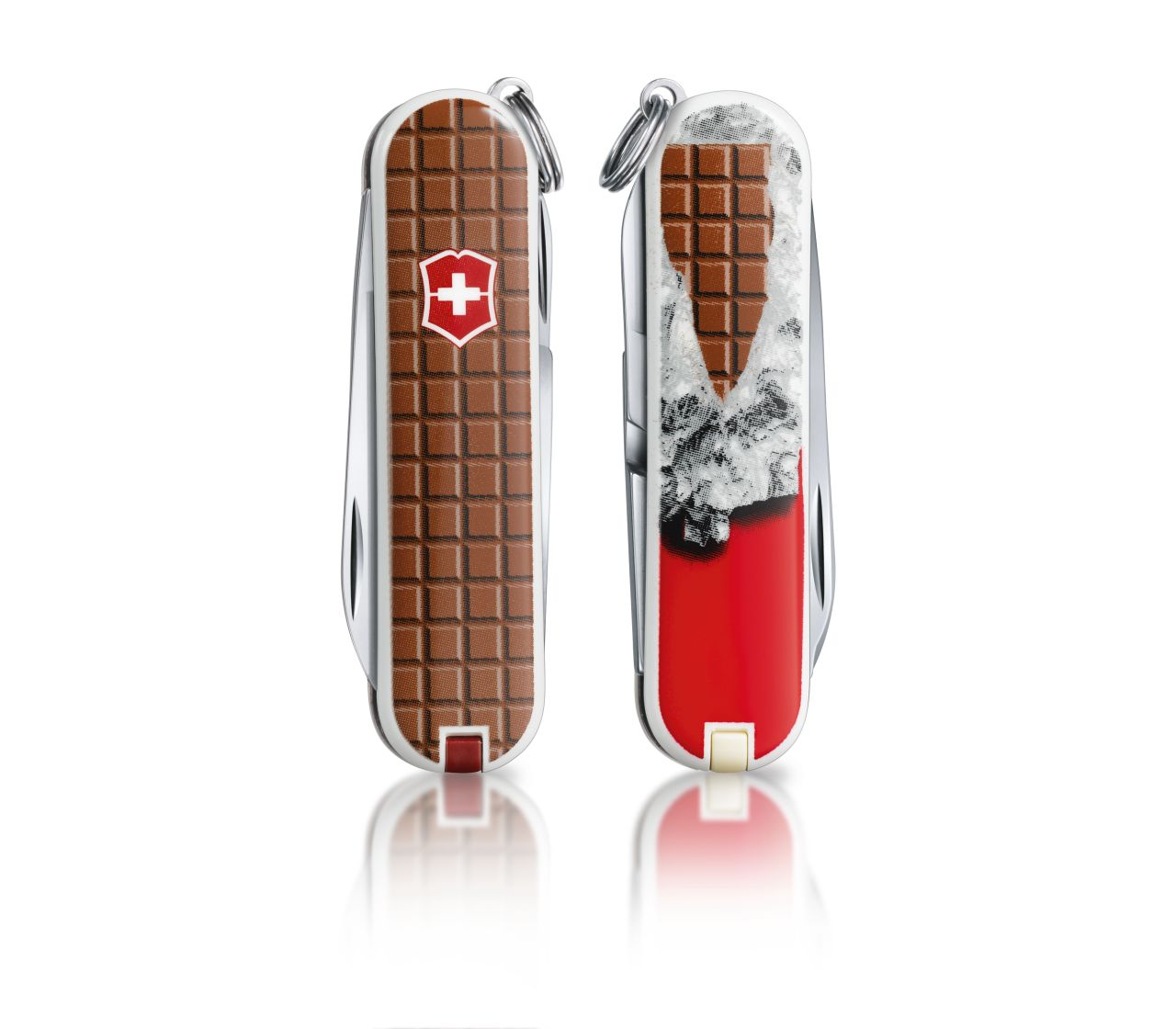 Victorinox Swiss Army Knife Classic Quot Chocolat Quot 0 6223 842