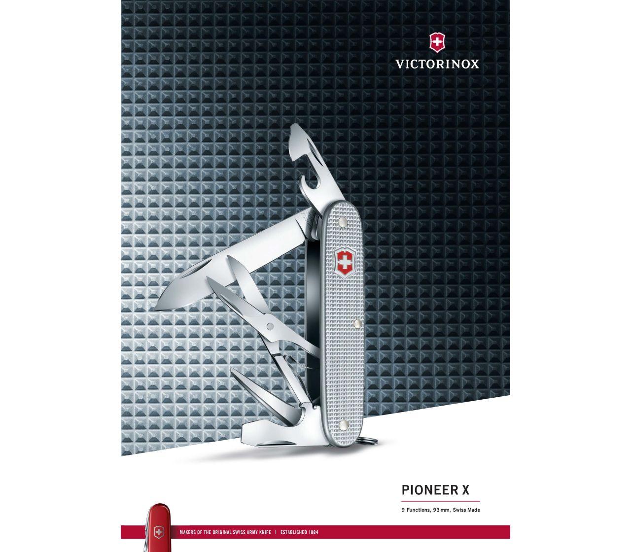 Victorinox Pioneer X