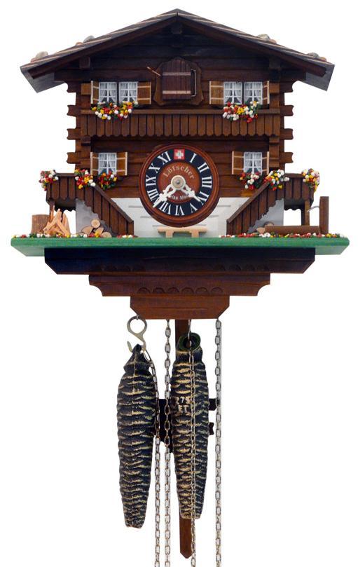 L 246 Tscher Cuckoo Clock