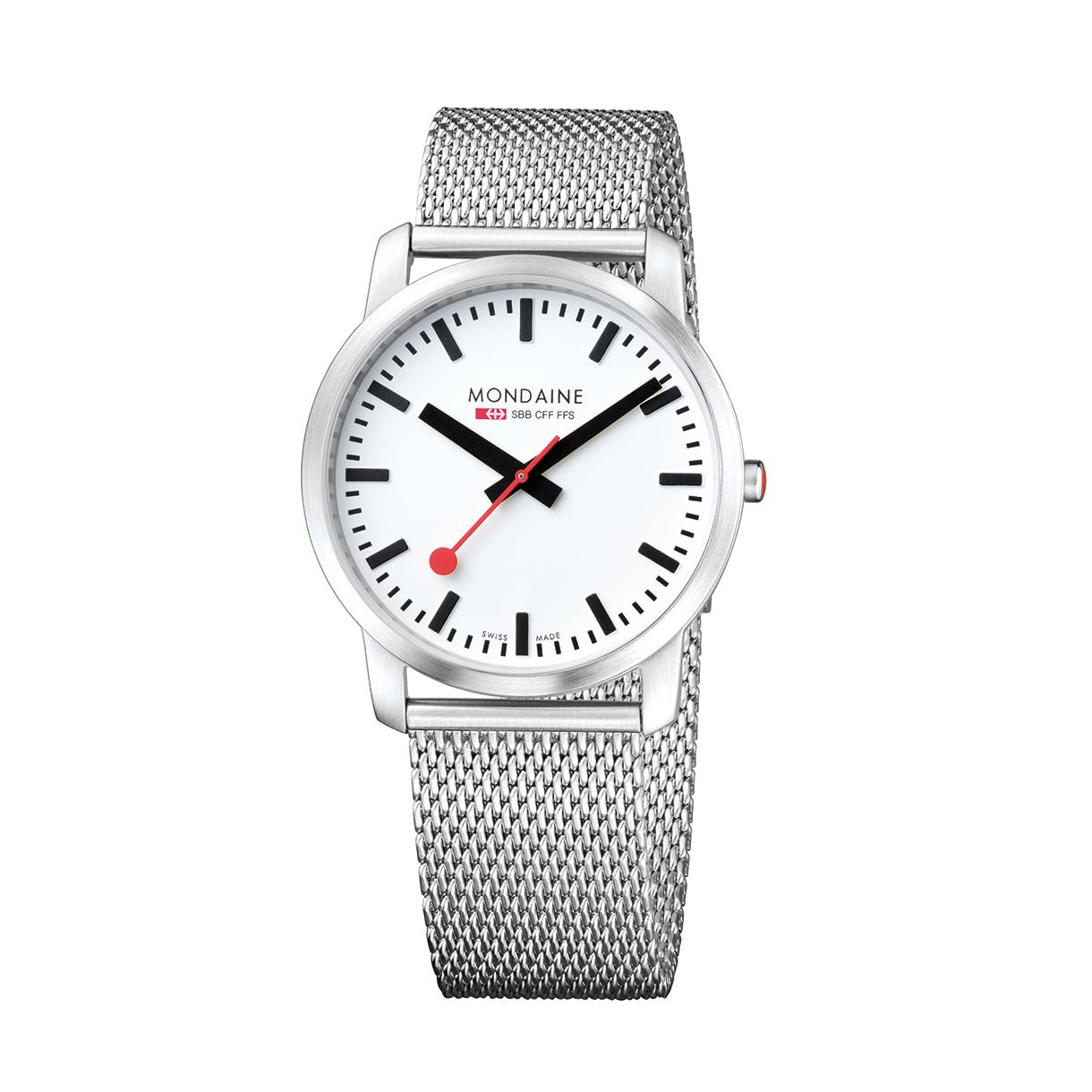 Mondaine Simply Elegant Mondaine Watches Clocks