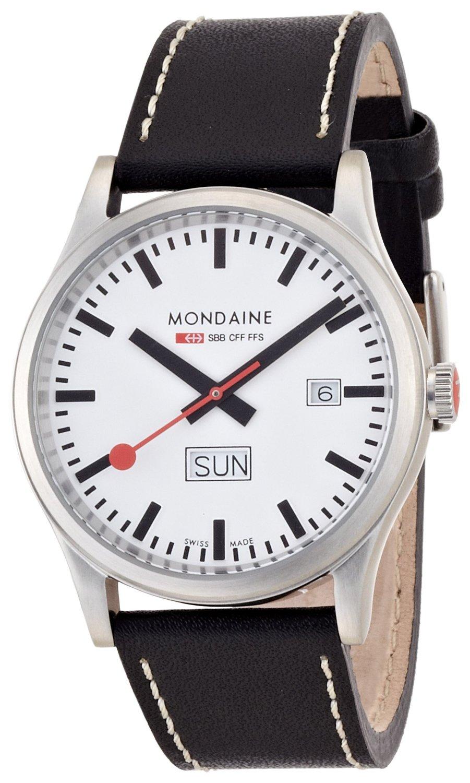 Mondaine Gents Sport Day Date Sports Mondaine Watches Clocks