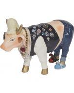 Cow Parade Queen Cow Ceasar