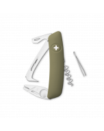 SWIZA Couteau de Poche HO03TT Olive