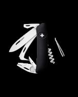 SWIZA Swiss Knives HO05TT Black