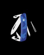 SWIZA Couteau de Poche C04 Livor/Blue