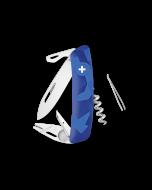 SWIZA Swiss Knives TT03 Livor/Blue