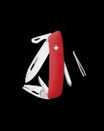 SWIZA Swiss Knives TT04 Tick Tool Red