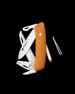 SWIZA Couteau de Poche TT06 Tick Tool Orange