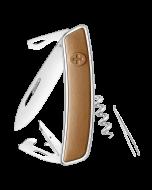 Swiza Couteau de Poche D03 Leather