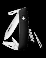 SWIZA Swiss Knives TT03 Tick Tool Black