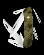 Swiza Pocket knife TT05 Tick Tool Green