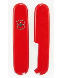 Victorinox red handles 91 mm