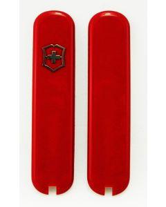 Victorinox Plaquettes rouge 74 mm