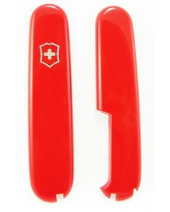 Victorinox red handles with space for pen 91 mm