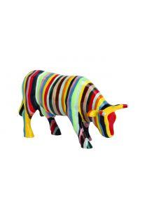 Cow Parade Striped