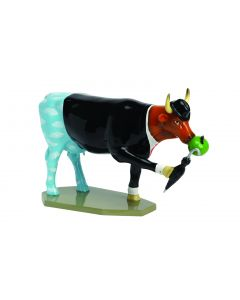 Cow Parade Moogritte