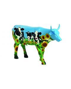Cow Parade Cow Barn