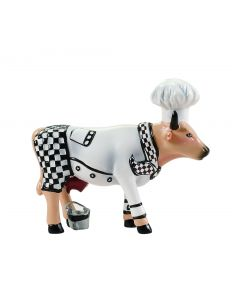 Cow Parade Chef Cow