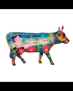 Cow Parade Frida Vai a Cancun