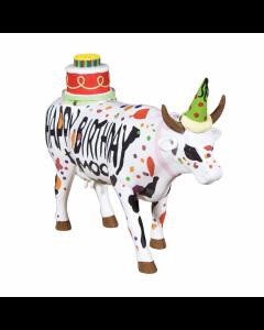 Cow Parade Happy Birthday