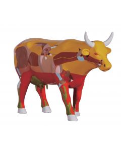 Cow Parade No Rumo Da Vente