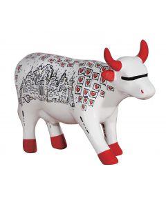 Cow Parade Mensagem Recebido