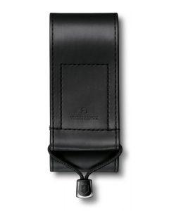 Victorinox Etui imitation cuir noir 111mm