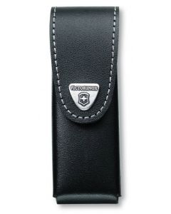 Victorinox Black Leather Pouch 111 mm 1-4 layers
