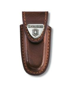Victorinox Brown Leather Pouch for knife 0.62...