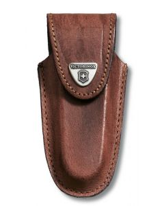 Victorinox Brown Leather Pouch 111 mm 4-5 layers