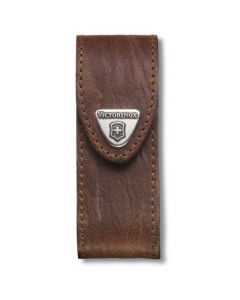 Victorinox Brown Leather pouch 91/93 mm 2-4 layers