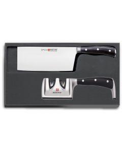 Wüsthof Classic IKON Chinese Knife set