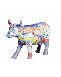 Cow Parade Barcelona Cow