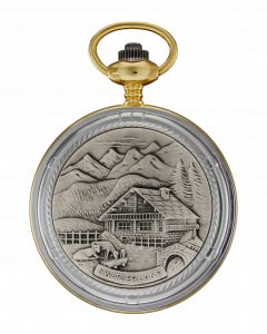 Jacques du Manoir pocket watch