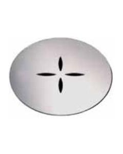 Heidi Cheese Line :  Aluminium Heat Diffuser